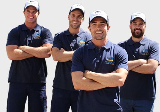 Mackie Plumbing team