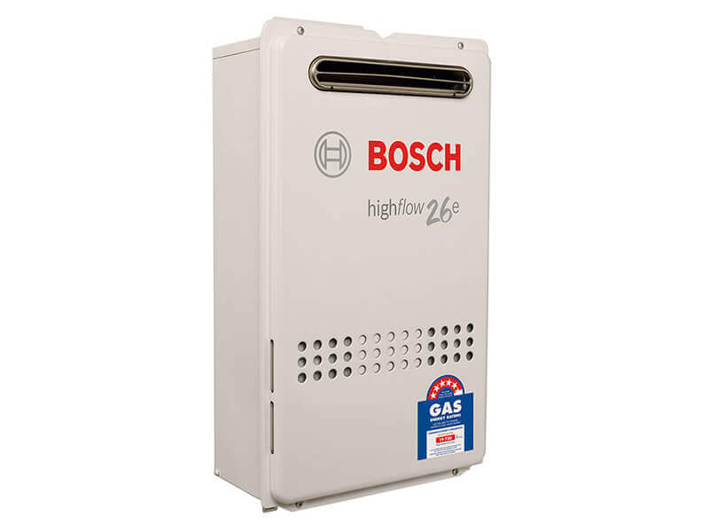 bosch highflow 21e user manual